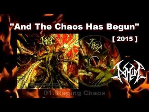 NAHUM - And The Chaos Has Begun (2015)