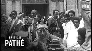 Wedding Bells In Abyssinia! (1932)