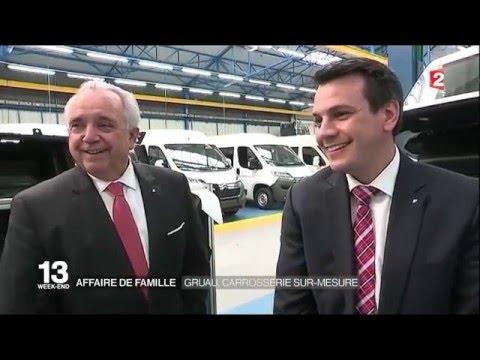 Gruau Laval reportage JT France 2
