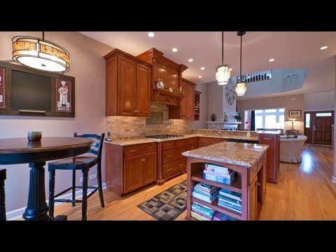 Sunday open house pick – dramatic downtown Elmhurst townhome