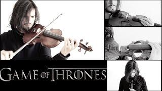 Game of Thrones - VIOLIN cover - Classical to METAL-Thiago Teixeira-*Electric Violins plugged into a Boss GT-100 and a Roland GR-55.https://facebook.com/metalviolin.officialhttps://twitter.com/metal_violinhttps://instagram.com/metalviolin