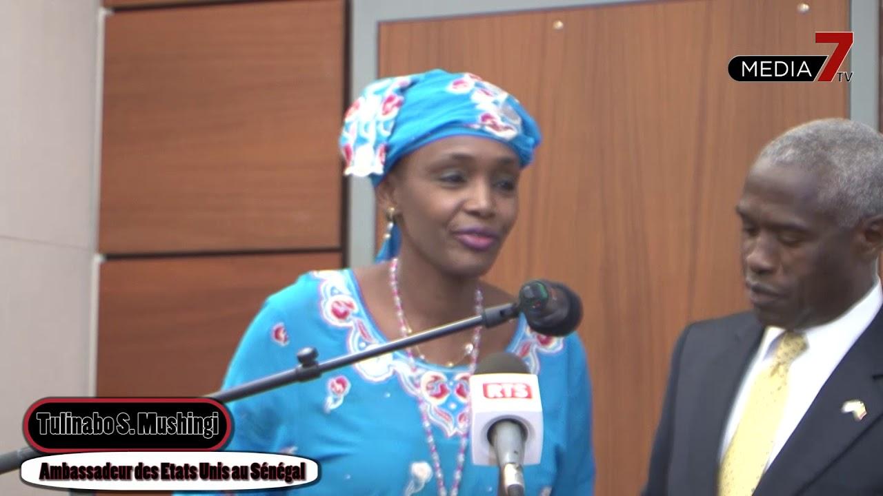 Les relations entre le Sénégal et les Etats Unis selon Tulinabo S. Mushingi l'Ambassadeur des Etats Unis au Sénégal