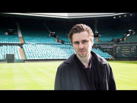 Borg vs McEnroe - at Wimbledon with Sverrir Gudnason