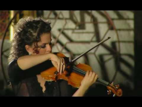 Orsolya Korcsolán plays Maurice Ravel: Kaddish