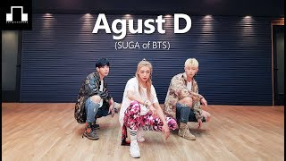Agust D (SUGA of BTS) / dsomeb Choreography & Dance
