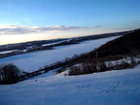 Me skiing in Galena