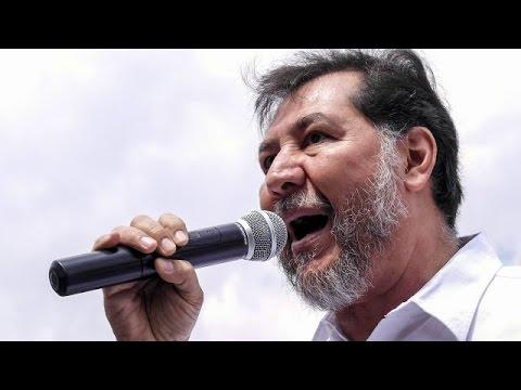 Gilberto Lozano destruye el mito de la democracia en México.