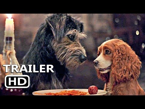 LADY AND THE TRAMP Official Trailer (2019) Disney+ Movie