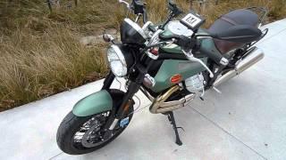 8. 2012 Moto Guzzi Griso 8v 1200 SE Tenni