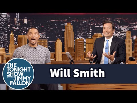 Will Smith Fanboyed When He Saw the Batmobile on the Suicide Squad Set