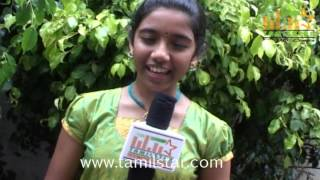Sadhana Speaks at Thanga Meengal Team Interview