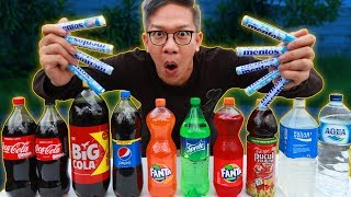 Video MENTOS + COCA-COLA = AUTO MUNCRAT!! MP3, 3GP, MP4, WEBM, AVI, FLV Februari 2019