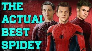 Video Who is the Best Spider-Man? MP3, 3GP, MP4, WEBM, AVI, FLV Oktober 2018