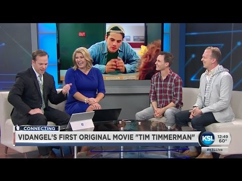 KSL 5 TV Utah Interview with TIM TIMMERMAN, HOPE OF AMERICA