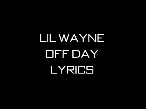 Lil Wayne Ft. Flow - Off Day (видео)