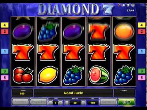 игровой слот Diamond 7 как играть