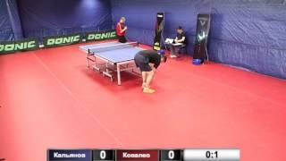Кальянов В. vs Ковалев А.