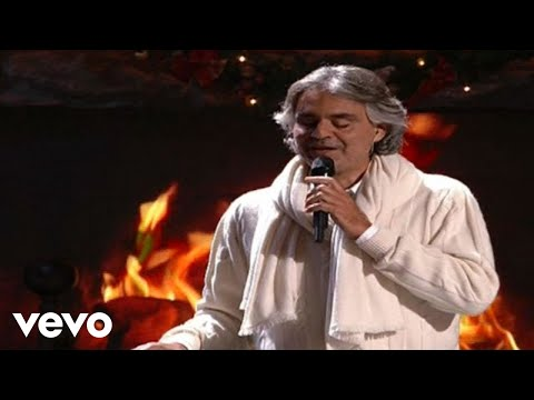 Andrea Bocelli, David Foster: The Christmas Song (200 ...