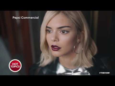 Backlash Against Kendall Jenner's Pepsi Ad | The View