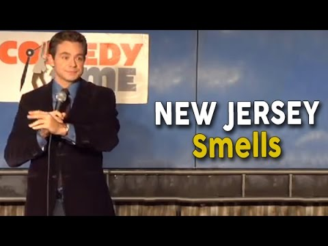 New Jersey Smells (Stand Up Comedy)