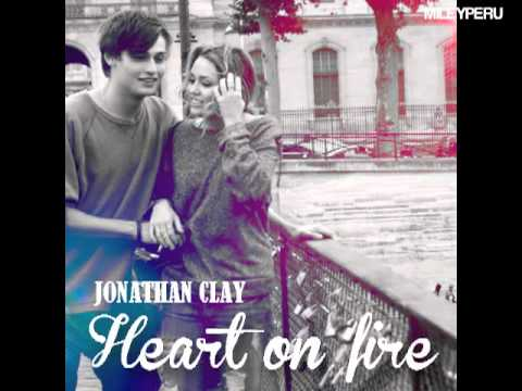Tekst piosenki Jonathan Clay - Heart On Fire po polsku