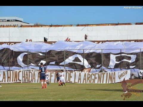 Hinchada Calamar | Platense 1 - 0 Deportivo Armenio | Fecha 08 | Campeonato 2015 - La Banda Más Fiel - Atlético Platense
