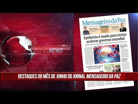 Boletim Semanal de Notícias - CPAD News 173