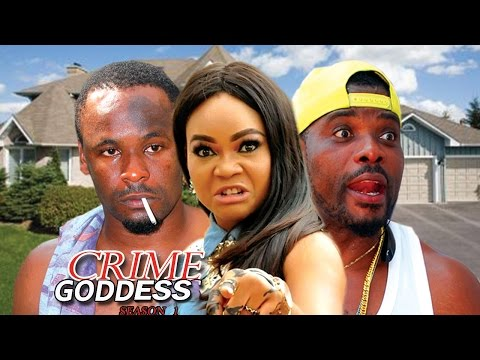 Crime Goddess Season 1  - Latest Nigerian Nollywood Movie