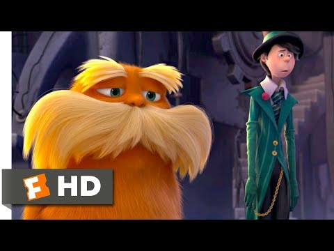 Dr. Seuss' the Lorax (2012) - Unless Scene (8/10) | Movieclips