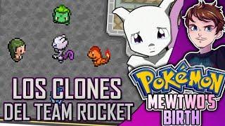 Los CLONES del TEAM ROCKET  POKEMON Mewtwo's Birth  FANMADE #2Aquí os traigo la segunda parte de esta mini serie del Nacimiento de Mewtwo. En el vídeo de Aleja podréis saber todo sobre el fanmade y descargarlo: https://www.youtube.com/channel/UCDubf8TlY5BrqWsSXlClnVA----------------------------------------------------------------------Visita mi página web: http://www.domivat.com/Pokémon SS Favlocke: https://www.youtube.com/watch?v=LJL1A50MxpI&list=PLT2WhAcLwu3UDx0epjA8bC7wUs2Gr6NdfPokémon Linklocke: https://www.youtube.com/watch?v=esbSAUw0WJ0&list=PLT2WhAcLwu3XCJVclOEoFdLta01GDfRYBPokémon Verde Hierba: https://www.youtube.com/watch?v=Ls3jpjAlaeo&list=PLT2WhAcLwu3XOj_pW4tzUYF3AJbOhr9pOHarry Potter y la Cámara secreta GBC: https://www.youtube.com/watch?v=4V2NJqBAPPE&list=PLT2WhAcLwu3Xzo-cU3Fw4BOKn0-nD9sMfHarry Potter y la Cámara secreta PC: https://www.youtube.com/watch?v=gGIkcY9IxcU&list=PLT2WhAcLwu3VT7s8rWrbjDkLMNGSb-XSlHarry Potter y la Piedra Filosofal GBC: https://www.youtube.com/watch?v=6fxe9hd8WCE&list=PLT2WhAcLwu3Vc-6Dcmnng450z_eMaYO7-Aura Candente: https://www.youtube.com/watch?v=sX5jcXSJAlk&list=PLT2WhAcLwu3WfgwCsJ_zynklP9CwWj6TWMi clave de amigo de la 3DS: 2595-1149-5783Mi nombre en foros y servidores de Minecraft: TheDomivatMi Skype: DomyGamesVisítame en:Twitter: http://twitter.com/PotterLunaticoInstagram: http://instagram.com/pikachusalidoTumblr: http://potteradicto.tumblr.comAsk: http://ask.fm/domy77También estoy en estos canales:HUMOR Y MÚSICA: http://www.youtube.com/user/TheDomivatMULTIVLOG: http://www.youtube.com/user/CosaDeVloggersCOMUNIDAD POKÉMON: https://www.youtube.com/channel/UC8tKhhnFpTGXm_IXTk97aOgApoya con un like y un comentario para seguir haciendo cositas ^^Recomendad juegos si queréis y seguramente acabe jugándolos :DVarias personas me han preguntado cual es la canción de la intro, en realidad son tres canciones un poco aceleradas y mezcladas por mi:La que suena al principio es Crossing Field, la OP de SAOLa segunda es Jhoto Rival Remix d