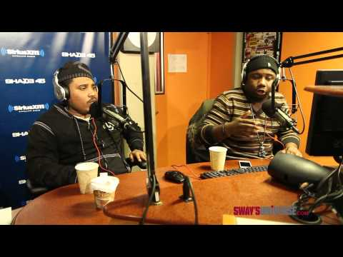 New Mook Freestyle on Sway in the Morning
