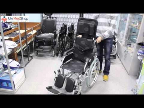 Типы инвалидных колясок, краткое пособие по видам колясок от интернет-магазина Ukrmedshop.com.ua