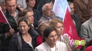 CHP GENEL BAŞKANI KEMAL KILIÇDAROĞLU SAMSUN'DA VATANDAŞLARLA BULUŞTU