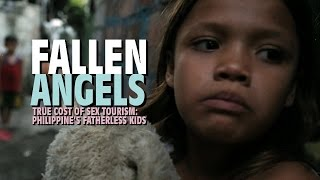 Video Fallen Angels. True cost of sex tourism: Philippine's fatherless kids of Angeles City Streetwalkers MP3, 3GP, MP4, WEBM, AVI, FLV September 2018