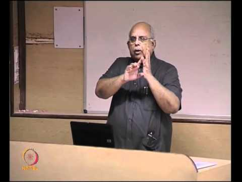 Mod-01 Lec-06 Theory and majors schools of thought and framework of organizational analysis(contd.)