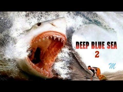 DEEP BLUE SEA 2 Official Trailer 2018 Shark Horror Movie HD  (Movie Trailers)