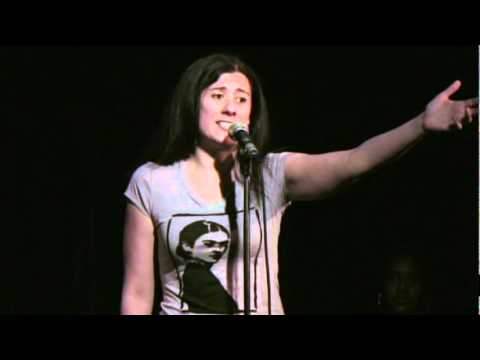 Catalina Ferro performs \
