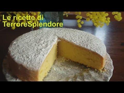 torta margherita - ricetta