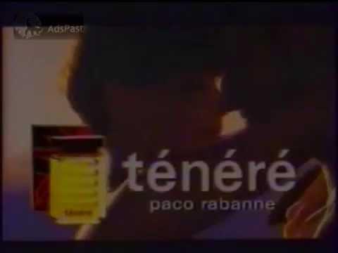 (1988) Διαφημιστικό / Ténéré Paco Rabanne
