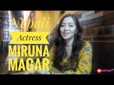 (Miruna Magar in Hong Kong   Actress - Duration: 6 minutes, 53 seconds.)