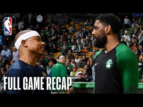 NUGGETS vs CELTICS | Denver Looks To Clinch With Victory | March 18, 2019
