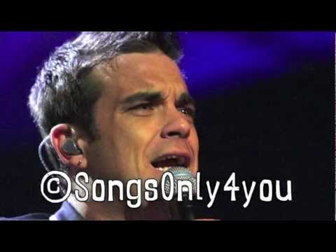 Robbie Williams - Into The Silence lyrics