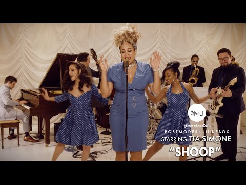Shoop – Salt-N-Pepa ('50s Little Richard Style Cover) ft. Tia Simone