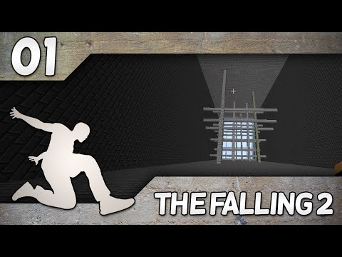 THE FALLING 2 (DROPPER) #1 | MEITÄ TROLLATAAN! - w/ Glyffi