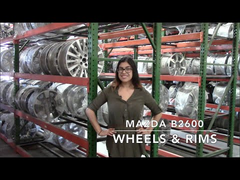 Factory Original Mazda B2600 Wheels & Mazda B2600 Rims – OriginalWheels.com