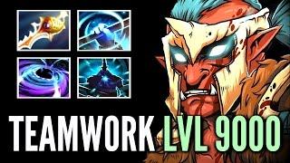 Video Lvl 9000 Teamwork Divine Troll Warlord EG.Fear ft. Enigma and Magnus Combo MMR Gameplay Dota 2 MP3, 3GP, MP4, WEBM, AVI, FLV Januari 2018