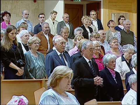 2017-06-18 Vasárnapi szentmise a Gazdagréti Szent Angyalok Plébánián
