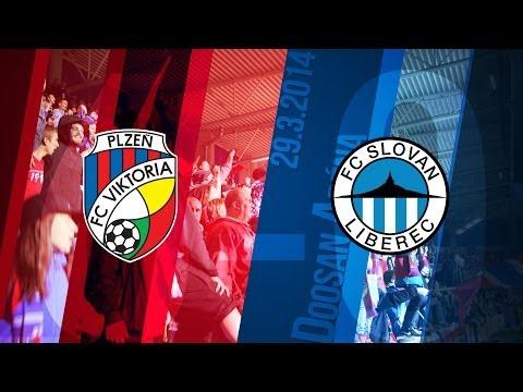 FC Viktoria Plzeň - FC Slovan Liberec 6:0   29.3.2014