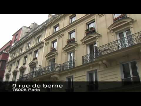 Office Space at 9 rue de Berne 75008 Paris