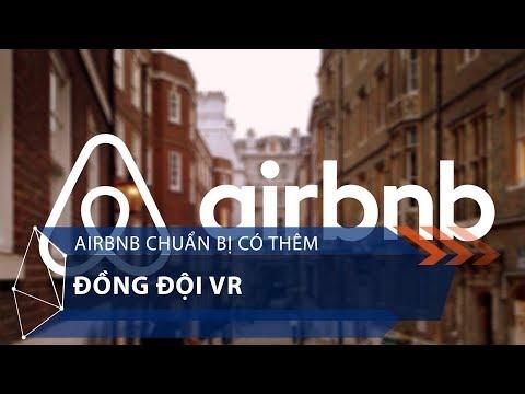 AIRBNB chuẩn bị có thêm đồng đội VR | VTC1 - Thời lượng: 39 giây.